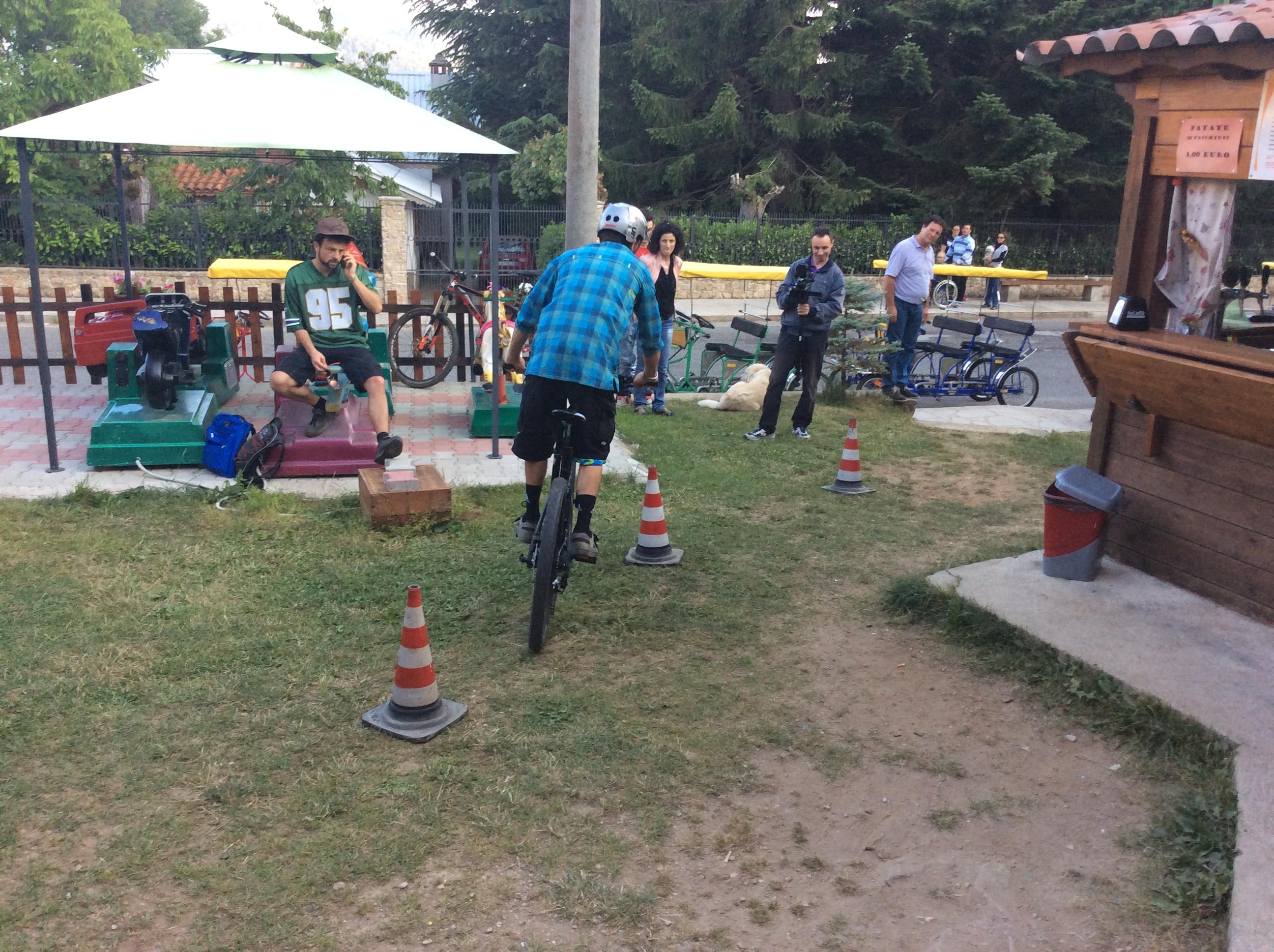 Bike Park Chiosco Rosso